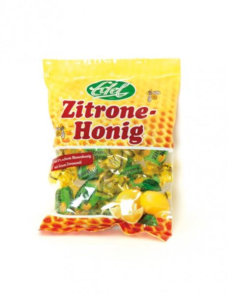 Honig-Zitronen-Bonbons