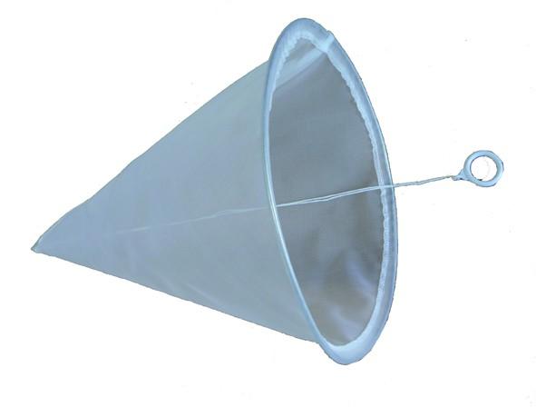 Nylonspitzsieb II Big grob - 1,0 qmm Maschen