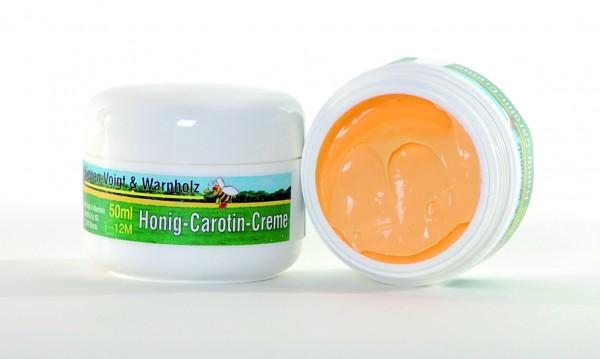 Honig-Karotin-Creme