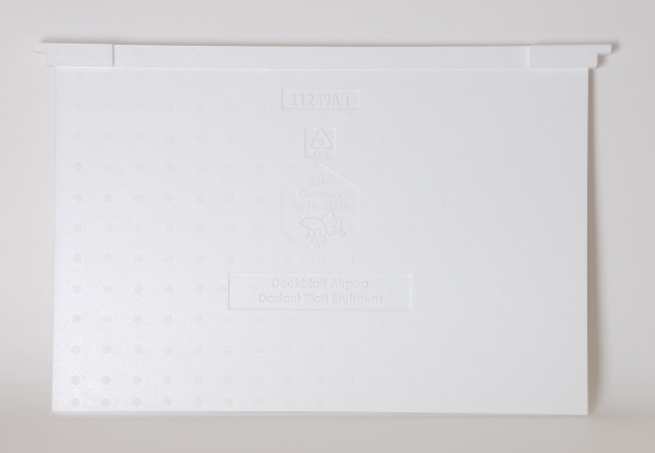 Deckblatt Airpop Dadant Blatt Brutraum