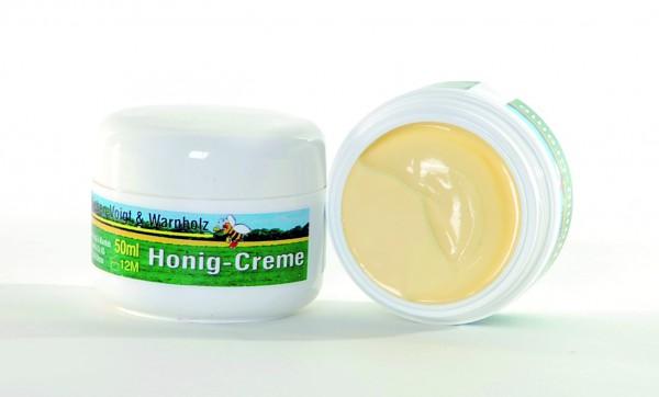 Honig-Creme