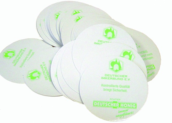 DIB-Deckeleinlage für DIB-Deckel 500 g Glas
