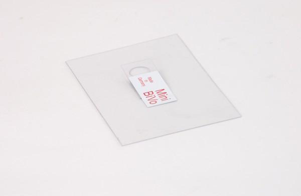 Abdeckung/Klarsicht für Mini BiVo