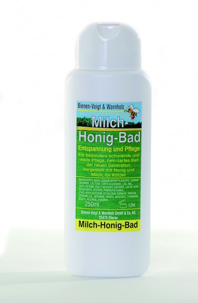 Milch-Honig-Bad