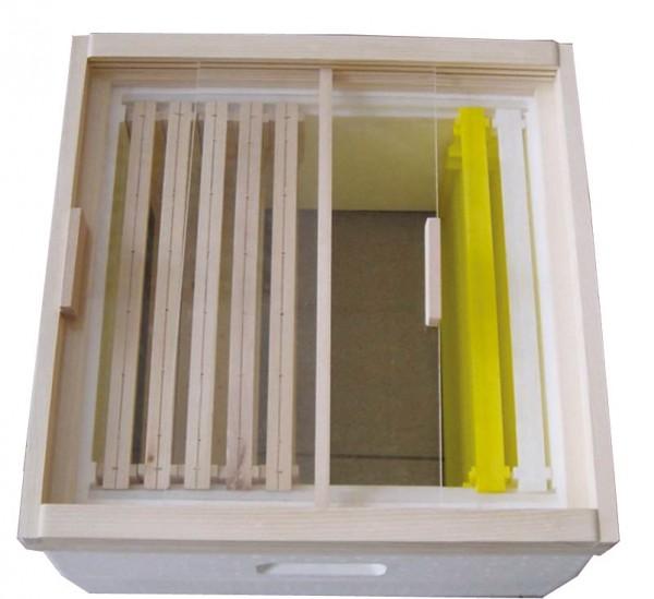 Schiebedeckel-Plexiglas für Segeberger-Beute