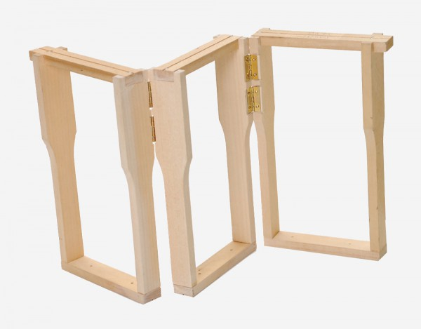 BiVo-Box ® Klapprähmchen Langstroth
