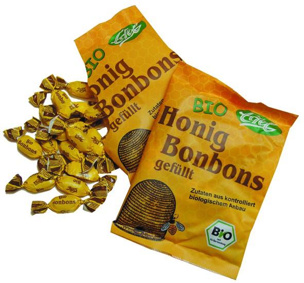 Honig-Bio-Bonbons