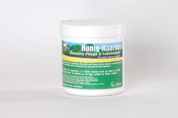 Honig-Haarkur