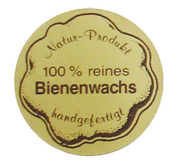 Kerzen-Etiketten Ø 30 mm