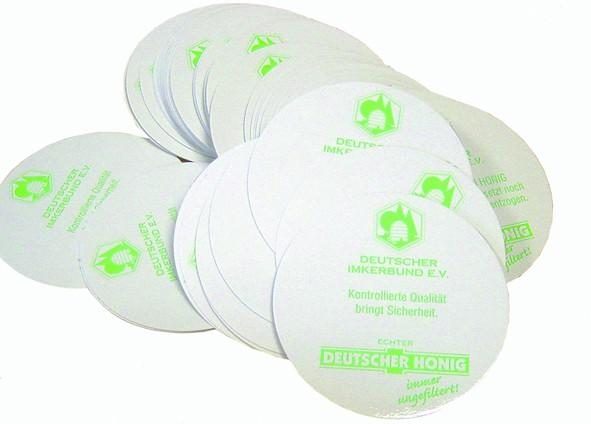 DIB-Deckeleinlage für DIB-Deckel 250 g Glas