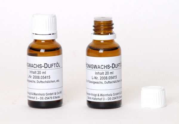 Honigwachs-Duftöl