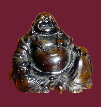 Silikon-Kerzenform Buddha