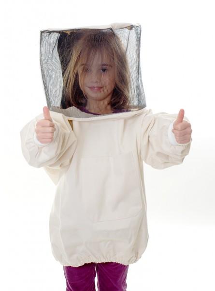 Imker-Schutzhemd für Kinder Gr. 158