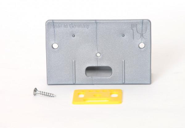 Mini Plus Fluglochdrohnensperre, gelb