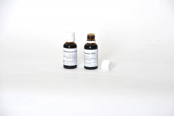 Propolislösung 30% 20 ml Flasche