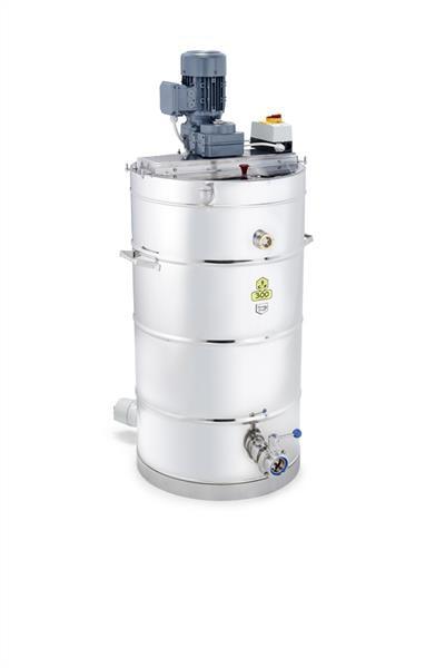 CFM-Rühr- u. Mischgerät 300 kg doppelwandig